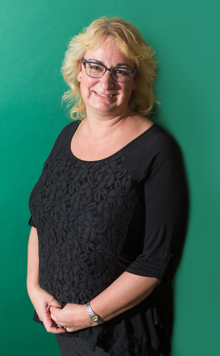 Marissa Radley, Chiropodist